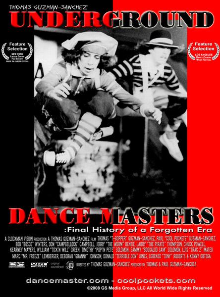 Underground Dance Masters from Dancemaster.com