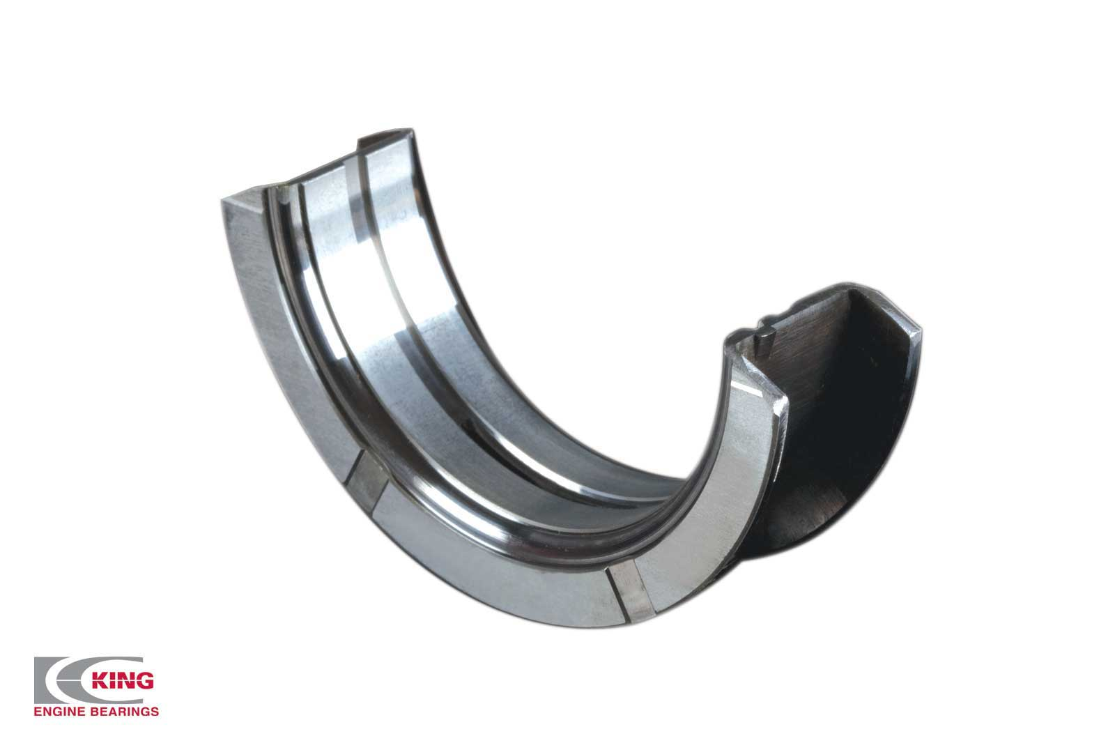 Engine Rod Bearings : King introduces hp engine bearings for chevy applications