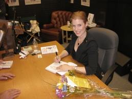 Marla Martenson Book signing