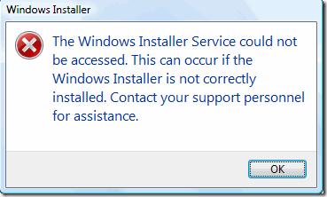 Itunes Windows Installer Paket Betreffendes Problem