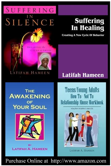 Books by Latifah Hameen Available at Amazon.com