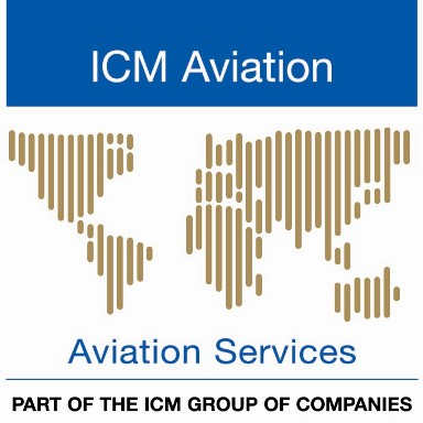 ICM Aviation logo