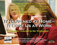 It Happened at Home, It Cost Us at Work DVD