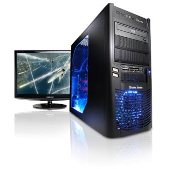 Cyberpower Gamer Ultra / AMD A-Series APU