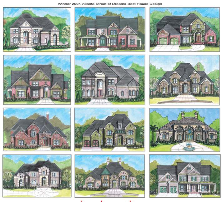 wwwboyehomeplanscom2011 NEW CUSTOM HOME PLANS