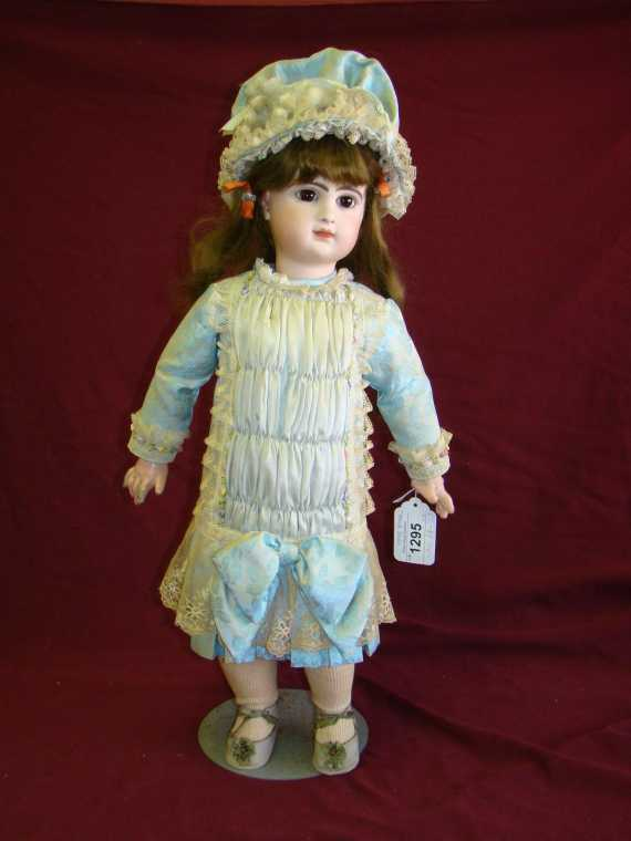 Vintage bisque head French doll
