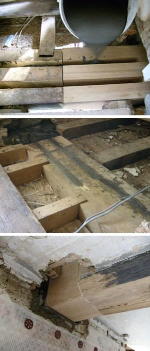 Timber Repair