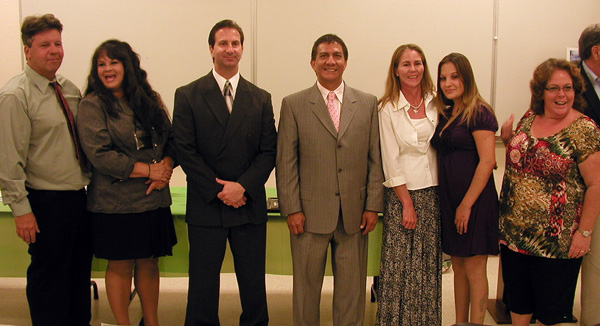 The June 2011 MicroEnterprise graduating class