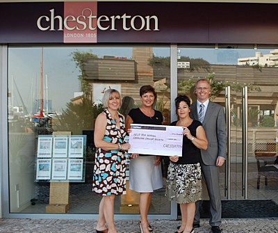 jsw_chesterton_estate_agents_donation_cheque