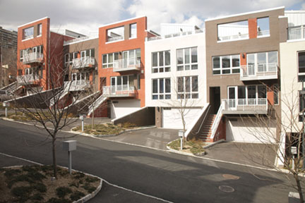 Vela Townhomes in Edgewater, NJ