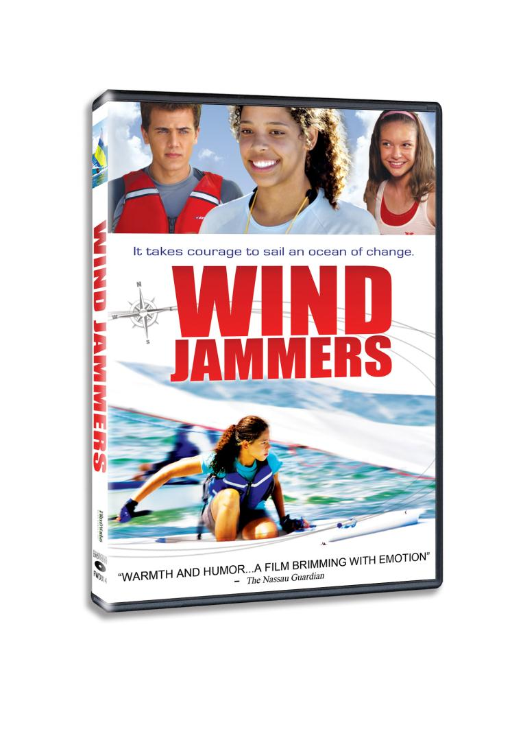 Wind Jammers DVD