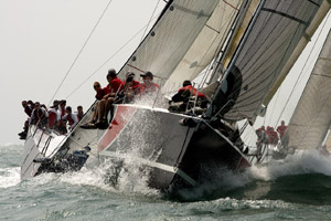 China Coast Race Week (RHKYC / Guy Nowell)