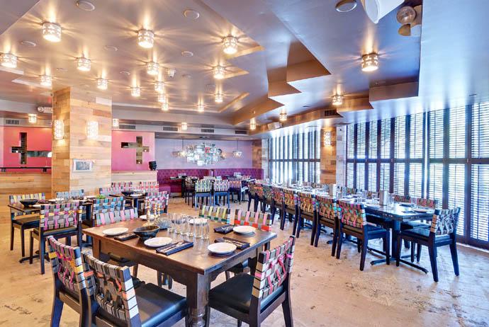 Dos Caminos Restaurant