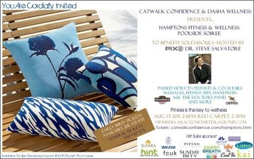 Hamptons Fitness & Wellness Soiree