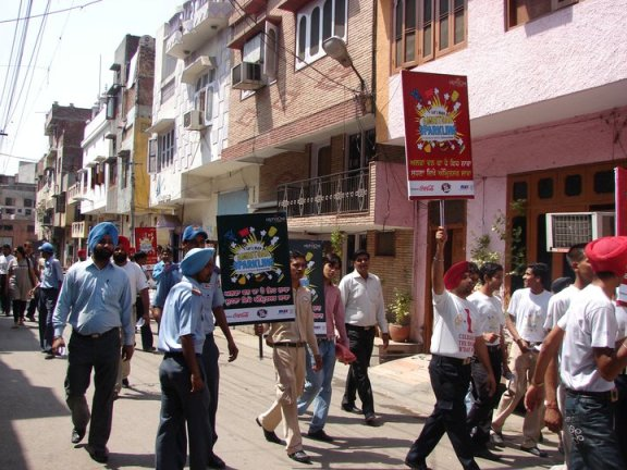 Public Participation in July Amritsar Saprkling - 1