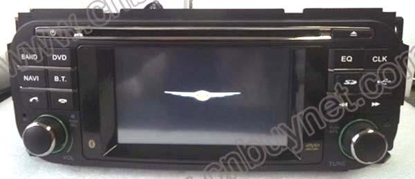chrysler 300m 2002 2004 navigation gps dvd player radio prlog. Black Bedroom Furniture Sets. Home Design Ideas