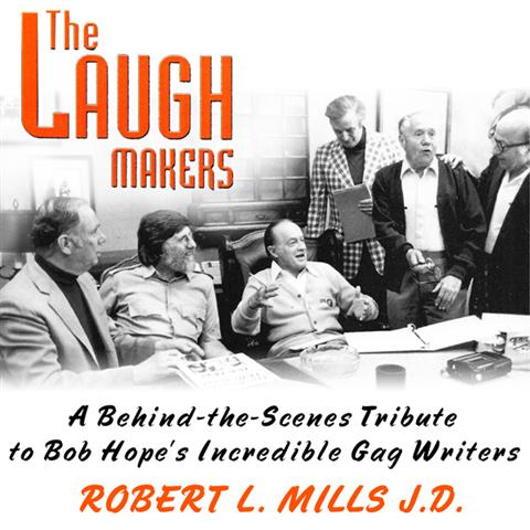 "The Laughmakers airs on ""The Joe Bev Experience"""