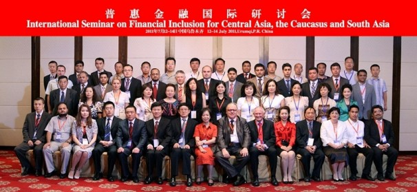 Group Photo of International Seminar in China