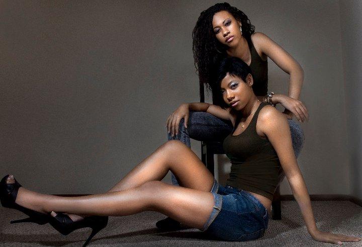 Porsha and Mercedes