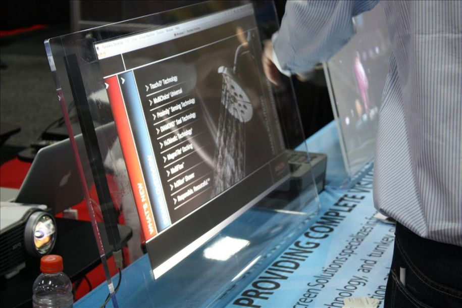 Touch Foil, Touch Screen on Glass ssidisplays.com