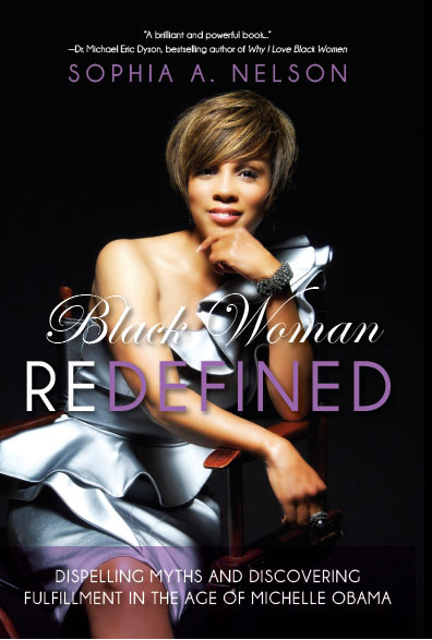 Black Woman Redefined Book Cover