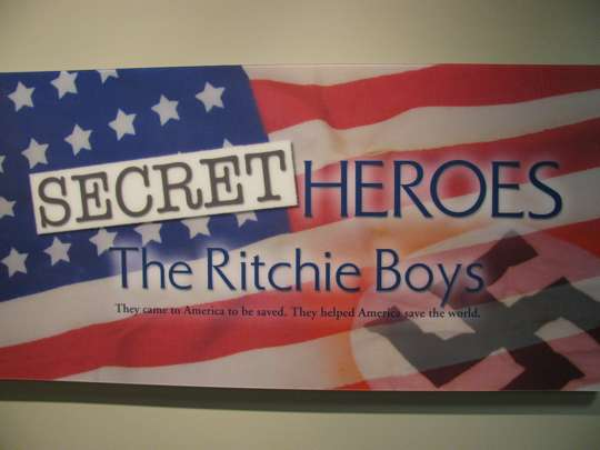Secret Heroes: The Ritchie Boys
