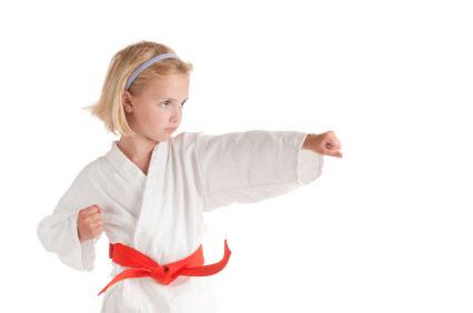 Krav Maga for Kids at Stockton Karate