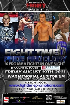 Fight Time 6