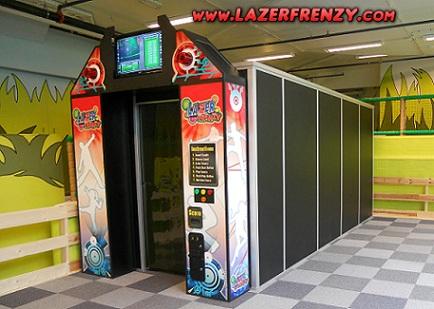 Lazer Frenzy Laser Maze - Norway