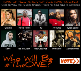 One Musicfest TheONE Semi-Finalist