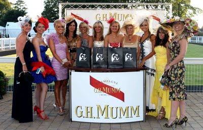 Ayr Racecourse Ladies Night