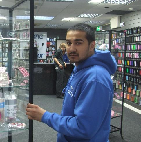 Saf Hussain at Phone Doctor