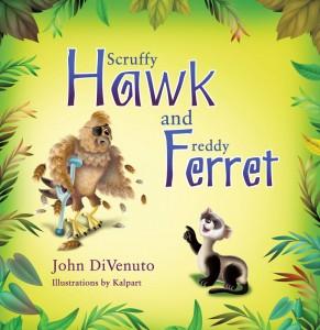 Scruffy Hawk and Freddy Ferret