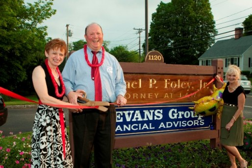 EVANS Group Financial Advisors LLC, Cheshire, CT