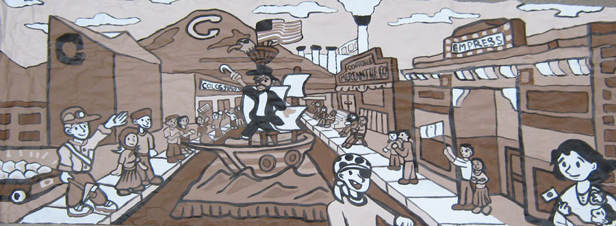 Magna Youth Council Mural