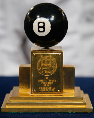 Original 8ball Trophy