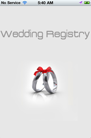 iList - Wedding Registry