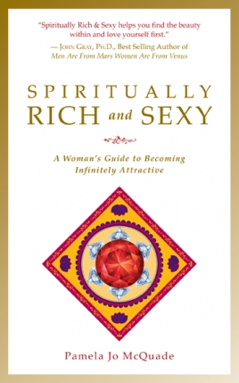 Spiritually Rich and Sexy Book Cover