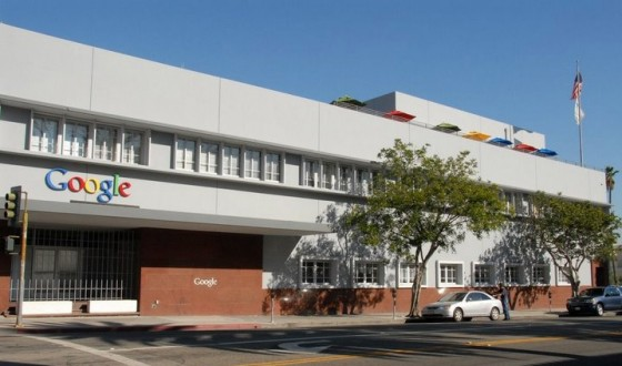 Lee associates west l a transacts sale of google for Google house builder