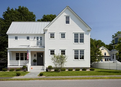 Concord Green Home   Photo by Eric Roth