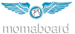 momaboard-medium logo