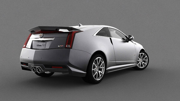 Cadillac CTS-V body kit by Grip Tuning