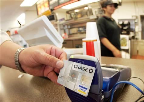 credit card buy food