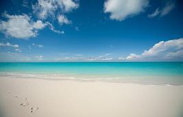 PINE CAY beach, Turks & Caicos Islands