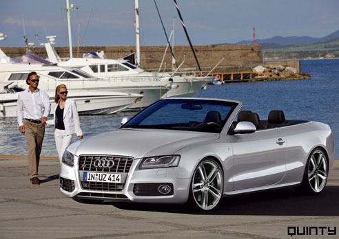 Audi Naples Says The Audi A Cabriolet Is A Combination Of Two - Audi naples