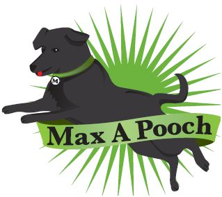 New Max A Pooch Logo Is Introduced!