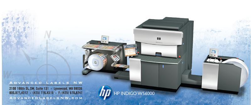 HP Digital Offset Press