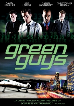 GREEN GUYS - DVD