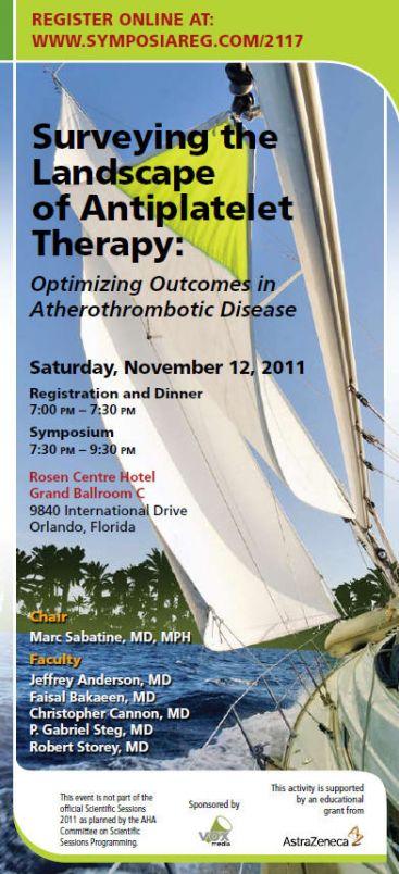 2011 AHA CME Satellite Symposium