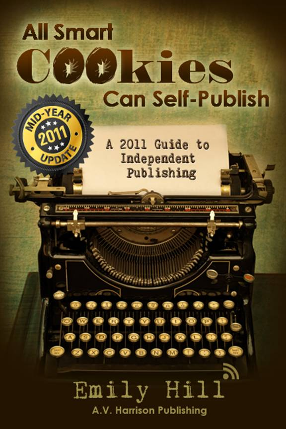 All Smart Cookies Can Self Publishing ~ On Amazon